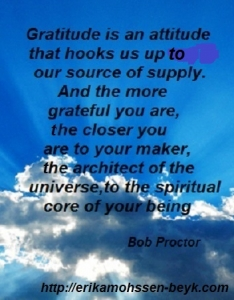 The Law of Gratitude - A Universal Principle