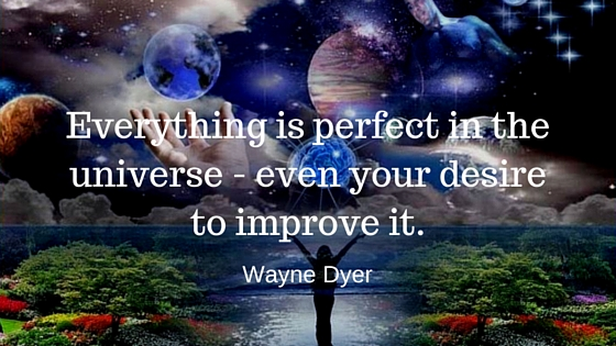 Perfect Universe - The Broken Pot Story