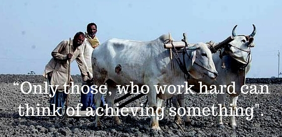A Poem About Hard Work - Toil And Treasure