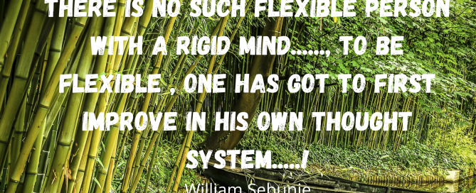 flexible body and mind