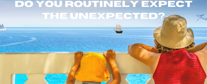 Do You Routinely Expect the Unexpected?