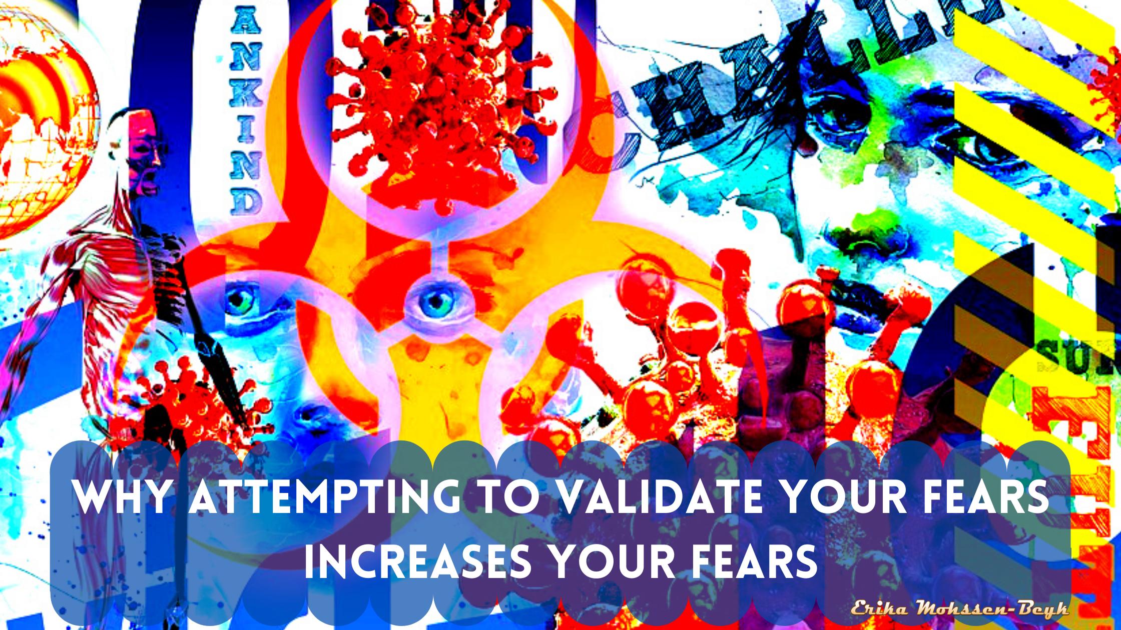 validate fear