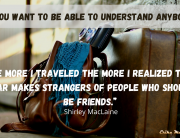 Do You Want to Be Able to Understand Anybody?